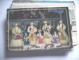 El Salvador C.A. Las Panchitas - El Salvador