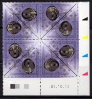 France 2015.Coins Datés 50 Ans Du Lancement D´Astérix,premier Satellite Français. - 2010-....