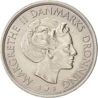 Danemark, Margrethe II, Krone, 1980, Copenhagen, Copper-nickel, KM:862.2 - Dänemark