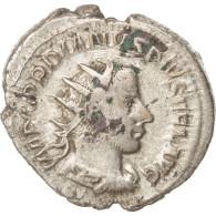 Gordian III, Antoninianus, 244, Roma, TB+, Billon, RIC:149 - 5. L'Anarchie Militaire (235 à 284)
