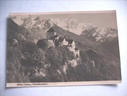 Liechtenstein Vaduz Schloss - Liechtenstein
