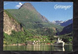 NORWAY - GEIRANGER - Norvège