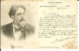 CPA  Oustalet Rabelais, Felix Bremond  12571 - Bellas Artes