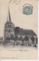 Environs De Cosne - POUGNY - L´église  PRIX FIXE - France
