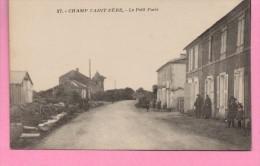 CHAMP SAINT PERE  LE PETIT PARIS - Frankrijk