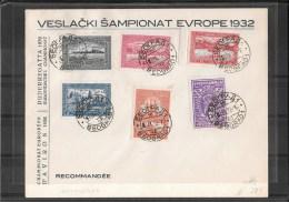 JUGOSLAVIA 1932-Europ Championship ( 1 Stamps With Defect)(Ref 503 ) - Nuovi