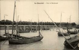 80 - LE HOURDEL - Bateaux - - Le Hourdel