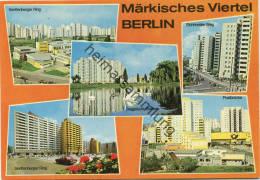Berlin - Märkisches Viertel - AK Grossformat - Verlag Kunst Und Bild Berlin - Reinickendorf