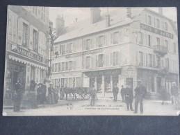 USSEL - Carrefour De Le Croix De Fer- 1906 - A Voir - Lot P13378 - Ussel