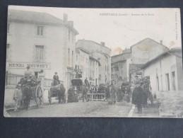 NOIRETABLE - Avenue De La Gare - 1906 - A Voir - Lot P13379 - Noiretable