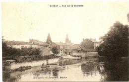 CIVRAY - Vue Sur La Charente - Civray