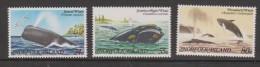 Norfolk Island 1982 Whale Set 3 MNH - Norfolk Island