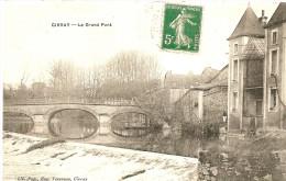 CIVRAY - Le Grand Pont - Civray