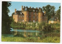 61 - Bagnoles De L'Orne - Château De Couterne Construction En Briques Et Granit Datant Du XVIe Et XVIIe S. - Schlösser