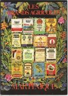 Martinique : Les Rands Agricoles  - Les Rhums Présentés Par Coderum (n°7297 Neuve Publicité) - Martinique