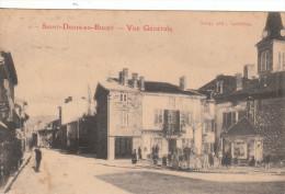 Saint Denis En Bugey Vue Générale - Autres Communes