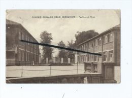 CPA  à Identifier  Lille   - Colonie Scolaire Henri Ghesquière - Pavillon Et Péron - Lille