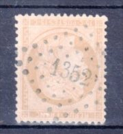"FRANCE : PC DU GC  1352 . "" DREUX "" . (27 ) . N° 59 . TB  . - Marcophily (detached Stamps)"