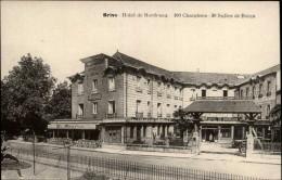 19 - BRIVE-LA-GAILLARDE - Hotel - Carte Pub - Brive La Gaillarde