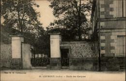 36 - LEVROUX - école Des Garçons - France