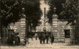 36 - CHATEAUROUX - Sortie D'ouvriers - Manufacture Balsan - Chateauroux