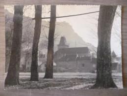 SALINS LES BAINS (39). L´EGLISE St MAURICE Et LE FORT BELIN . ANNEE 1959 - Otros Municipios