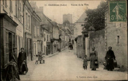 36 - CHATILLON-SUR-INDRE - - France
