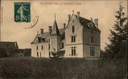 36 - PALLUAU - Chateau La Jourbadière - France