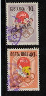 Costa Rica, 1964, Olympia Tokio'64 - Costa Rica