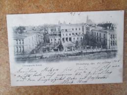 STRASBOURG   CHIRURGIE  CLINIQUE DOS 1900 - Strasbourg