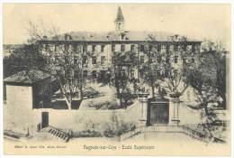 Bagnols Sur Cèze - Ecole Supérieure - Bagnols-sur-Cèze