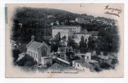 (Alger, Sid M´Hamed) Mustapha, église écossaise, 1904, Collection Idéale P. S. N° 96 - Algeri