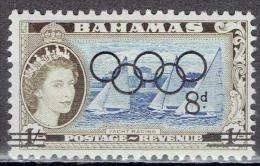Bahamas - Mi-Nr 207 Postfrisch / MNH ** (a326) - Summer 1964: Tokyo