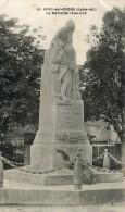 CPA 44 NORT SUR ERDRE LE MEMORIAL 1914 1918 - Nort Sur Erdre