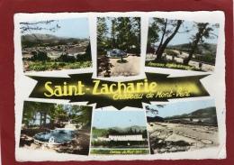 VAR 83 SAINT ZACHARIE  MULTI VUES CHATEAU MONT VERT MAISON DE REPOS - Saint-Zacharie