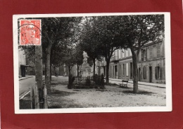 VAR 83 SAINT ZACHARIE MONUMENT AUX MORTS COURS LOUIS BLANC - Saint-Zacharie
