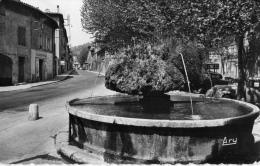 VAR 83 SAINT ZACHARIE FONTAINE SAINT ROCH - Saint-Zacharie