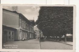 Oschersleben - Bode - Post - Bahnhof - 1930 - Oschersleben