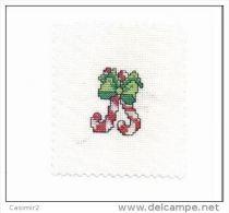 BRODEE MAIN POINT DE CROIX - Cross Stitch