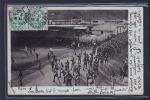 YEMEN ADEN DEFILE SOLDATS 1902 - Yémen