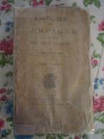 L'Artillerie De Campagne En Liaison Avec Les Autres Armes  ( 1892 ) - French