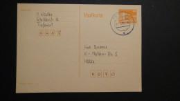 Germany - DDR - 1986 - MI: P 86 II Used - Postal Stationary - Look Scan - Postales - Usados
