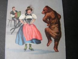 == Interlaken CH   Bär Tanz 1929 - Kirmes
