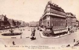Bordeaux  ALLEES DE TOURNY - Monumenti