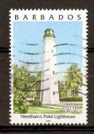 2000 - Phare De La Pointe Needham's - N°973 Michel - Barbados (1966-...)
