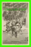 MILITARIA - RÉGIMENT -LES PÉPÈRES - PANTHÉON DE LA GUERRE - P. CARRIER-BELLEUSE - A. F. GORGUET - EDIT, H. MANUEL 1918 - Regimenten