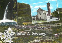ROGGIANO MULTIVUES CASCADA CHIESA ITALIE ITALY ITALIA - Cosenza