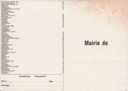 CPSM PETITION CONTRE LA POLLUTION ECOLOGIE - Plus Jamais ça : Sinistrés De La Marée Noire - Cartes Postales