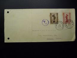 Belgie Old Postcard 1948, Stempel Middelkerke. - FDC