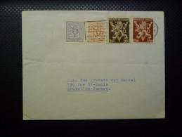 Belgie Old Postcard 1951, Albert Ego.. - ....-1951